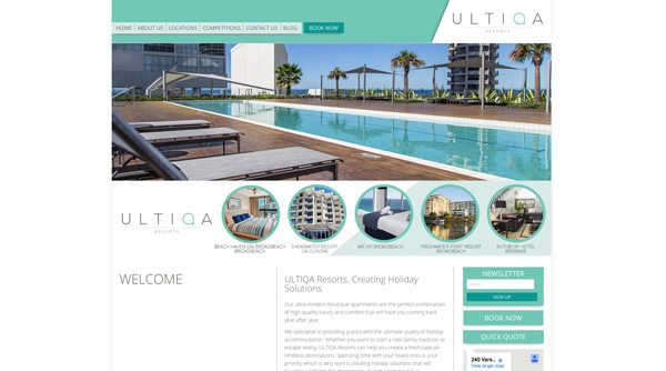 Ultiqa Resorts
