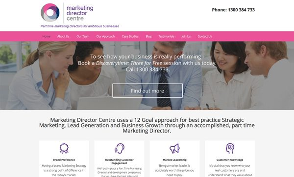 The Marketing Director Centre