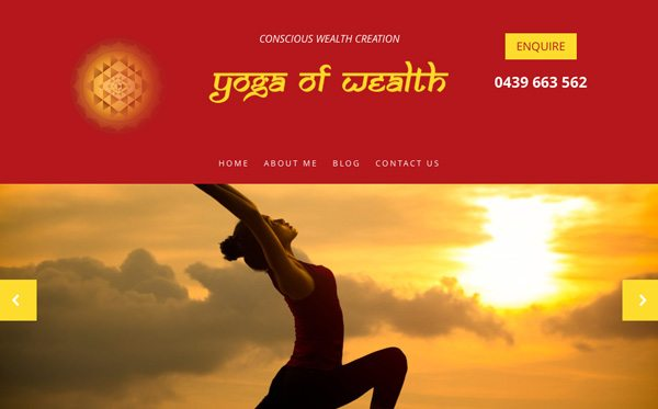 Yoga of Wealth