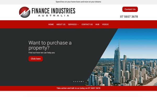 FINANCE INDUSTRIES